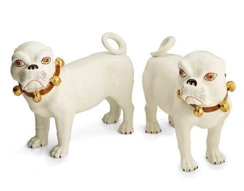 $725.00 Bulldogs, Pair