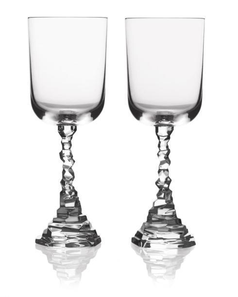 $75.00 Rock Water Glass