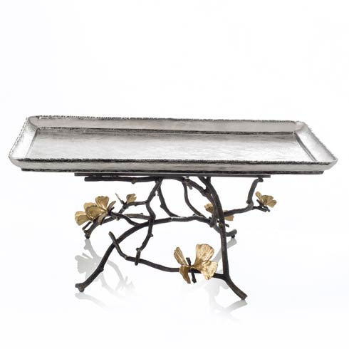 $775.00 Large Footed Centerpiece Tray