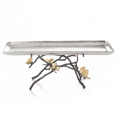 $475.00 Footed Centerpiece Tray