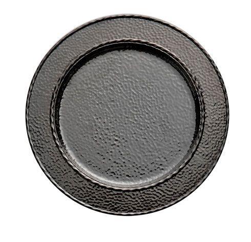 $100.00 Charger/Platter Black Nickelplate