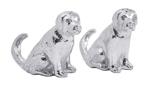 $52.00 Labrador Salt & Pepper Set
