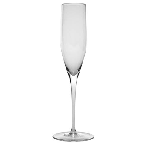 $100.00 Champagne Flute 6.7 Oz. Clear