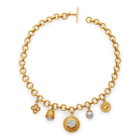 $365.00 Julie Vos Carousel Necklace