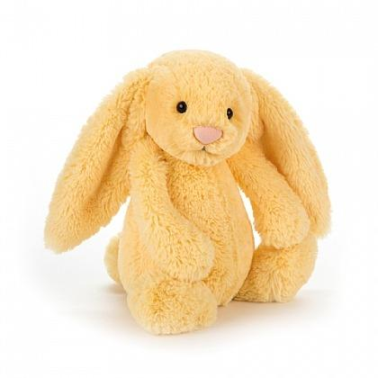 $22.50 Medium Bashful Lemon Bunny