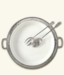 $935.00 Convivio Round Serving Platter