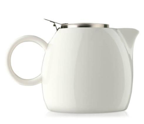$30.00 Pugg Teapot & Infuser, orchid white