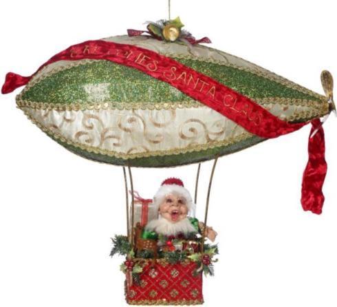 $239.00 Northpole Elf Zepplin