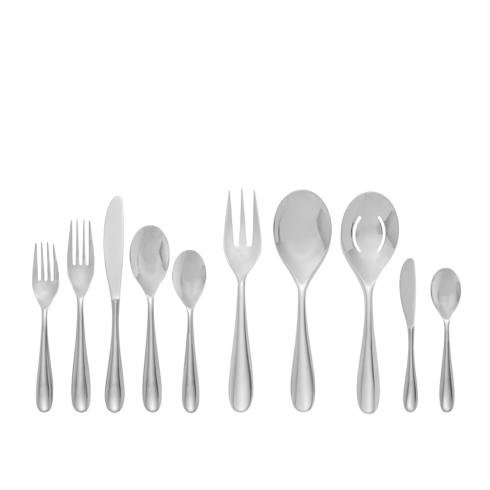 $200.00 Paige 45 Piece Flatware Set