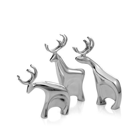 $275.00 Blitzen Reindeer - Set of 3