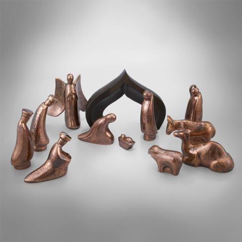 $635.00 12-Piece Nativity Set