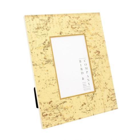 $112.00 Gold/gold Leaf 5x7 Frame