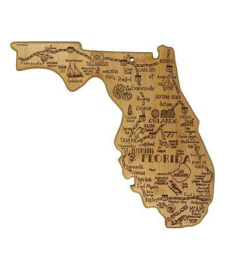 $34.00 Florida Map Board