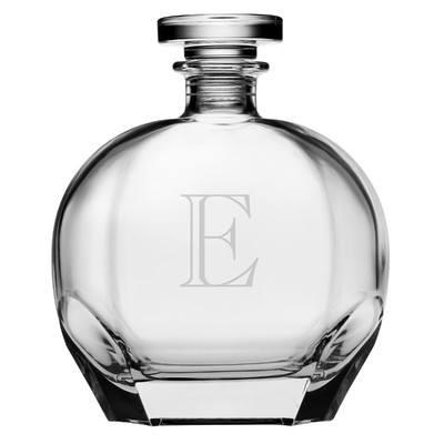 $48.00 Etched Decanter