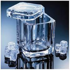 $179.50 Swivel Top Ice Bucket