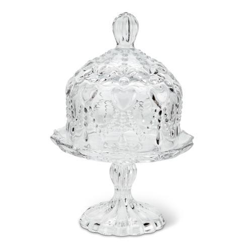 $8.99 Crystal Covered Pedestal
