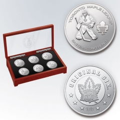 $39.99 Toronto Maple Leafs Coin