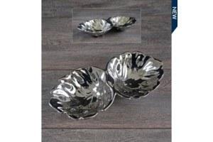 $9.49 Double Leaf dish