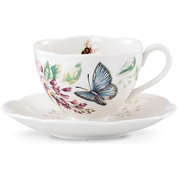 $30.00 Butterfly Meadow Teacup Saucer