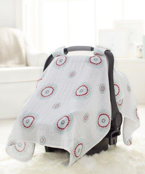 $30.00 Car Seat Canopy in Medallions