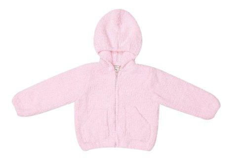 $36.00 Pink Chenille Hooded Jacket