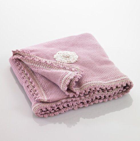 $60.00 Organic Ducky Pink Blanket