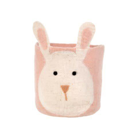 $44.00 Indaba Bunny Storage Bin