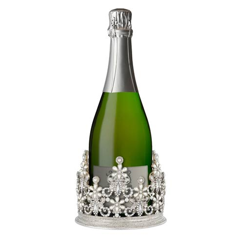 $265.00 Crown Candle Holder/Wine Coaster