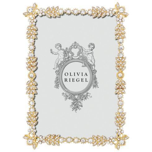 """$135.00 Gold Duchess 4"""" x 6"""" Frame"""