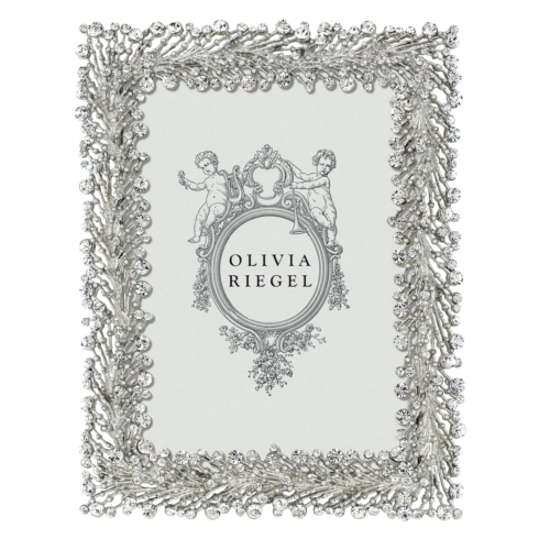 """$325.00 Twinkles 5"""" x 7"""" Frame with Decorative Metal Back"""