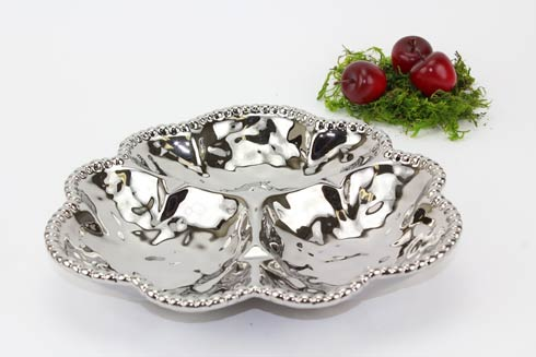 $37.50 3 Section Serving Dish