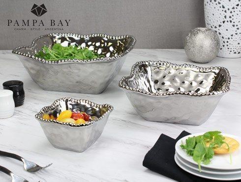 $43.75 Medium Square Salad Bowl