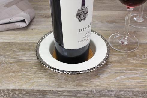 $21.25 Wine Bottle Coaster