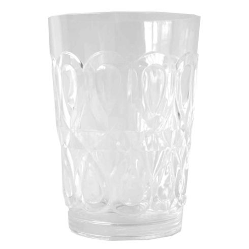 $8.00 Casablanca water glass