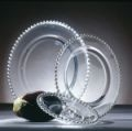 $28.00 Belmont Silver Beaded Salad Plate