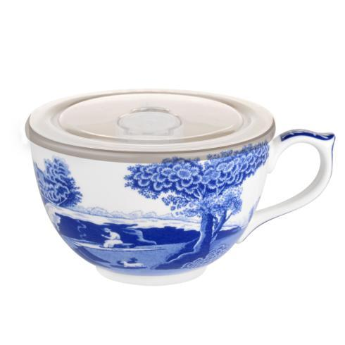 Sale $19.99 Jumbo Cup with Lid  sc 1 st  Persnickety & Spode Blue Italian products