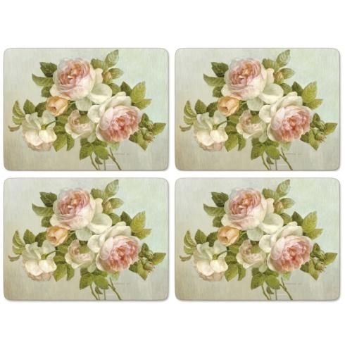 $40.00 Antique Roses Placemats