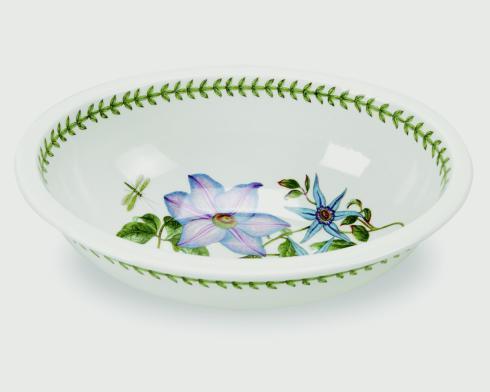 Sale $66.00 Medium Deep Oval Dish (S) & Portmeirion Botanic Garden products