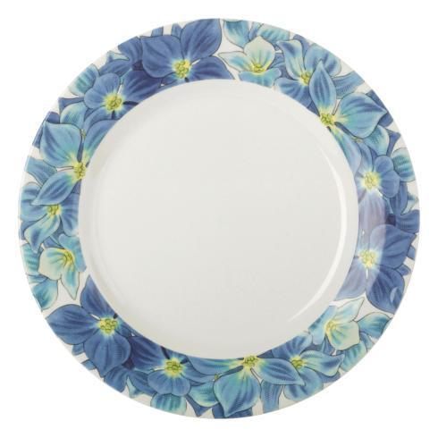 $24.99 Dinner Plate (Hydrangea)