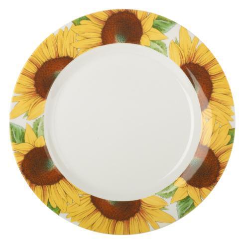 $24.99 Dinner Plate (Sunflower)