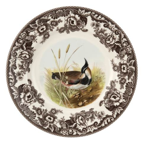 $37.00 10.5 Inch Dinner Plate Lapwing
