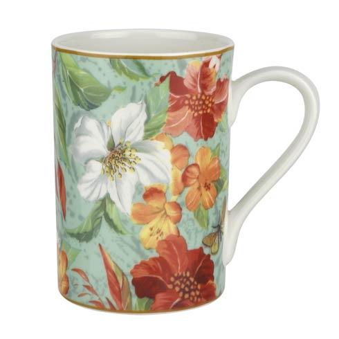 $39.96 12 oz Mug Turquoise - Set of 4