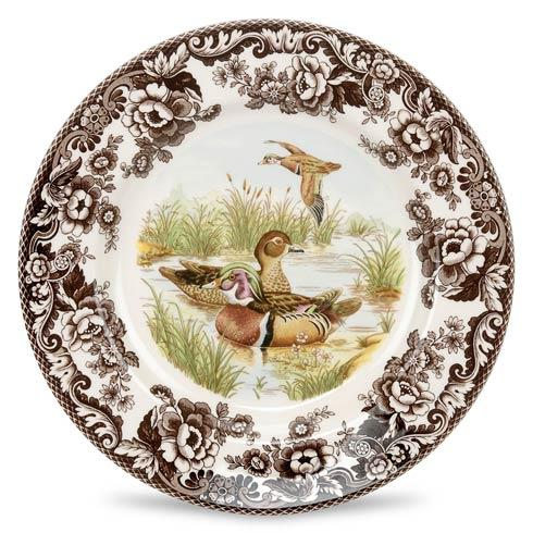 $26.00 Wood Duck Salad Plate
