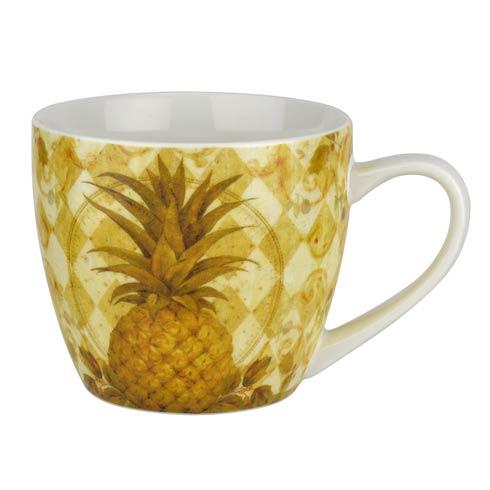 $19.96 Golden Pineapple 16 oz Mug