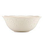 $64.00 French Perle White serving bowl