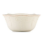 $21.00 French Perle White Cereal