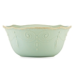 $21.00 French Perle Ice Blue cereal