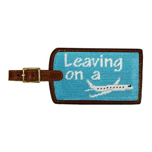 $35.00 Leaving on a Plane Luggage Tag