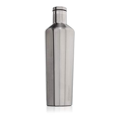 $30.00 Canteen 16 oz Brushed Steel