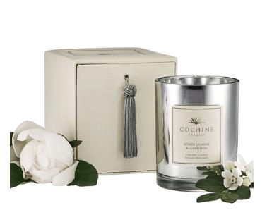 $65.00 White Jasmine & Gardenia Candle
